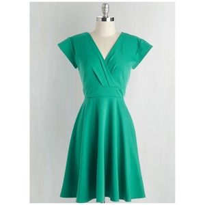 like i always sway dress from modcloth worn once